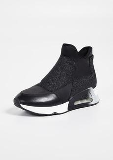 Ash Lazer Glitter Sneakers