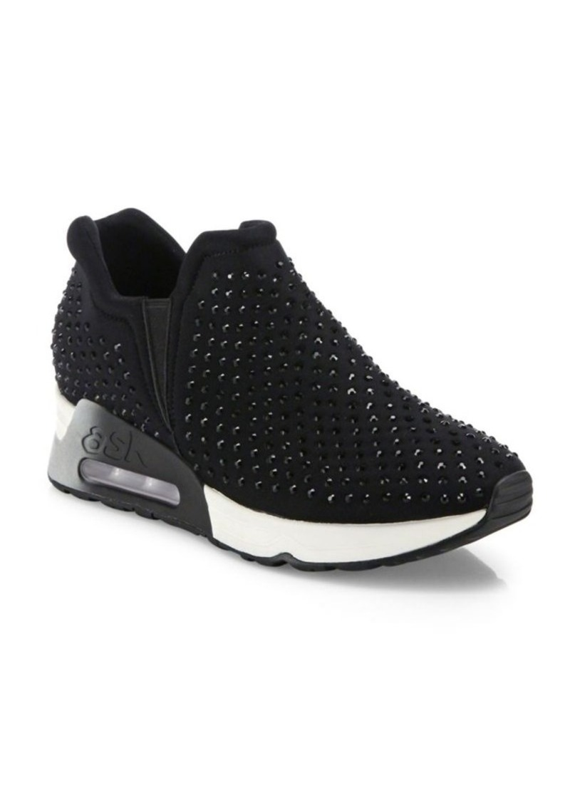Ash Lifting Studded Sneakers
