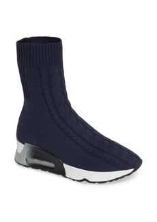 Ash Liv Knit Sneaker Bootie (Women)