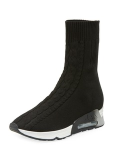 Ash Liv Slide Sock Sneakers