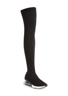 Ash Lola Over the Knee Sneaker Boot