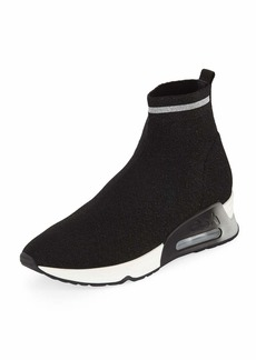 Ash Lovely Sock High-Top Sneakers