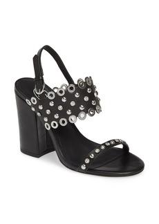 Ash Lucy Studded Quarter Strap Sandal (Women)