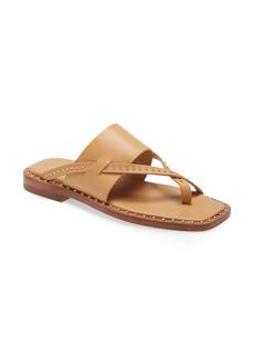 Ash Med Studded Slide Sandal (Women)