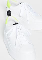 Ash Moon Platform Sneakers