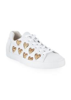 Ash Nikita Hearts Low-Top Sneaker