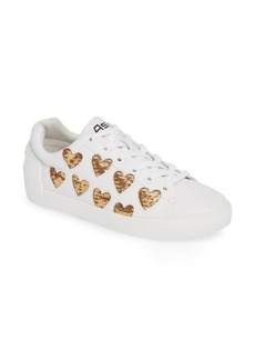 Ash Nikita Sequin Heart Sneaker (Women)