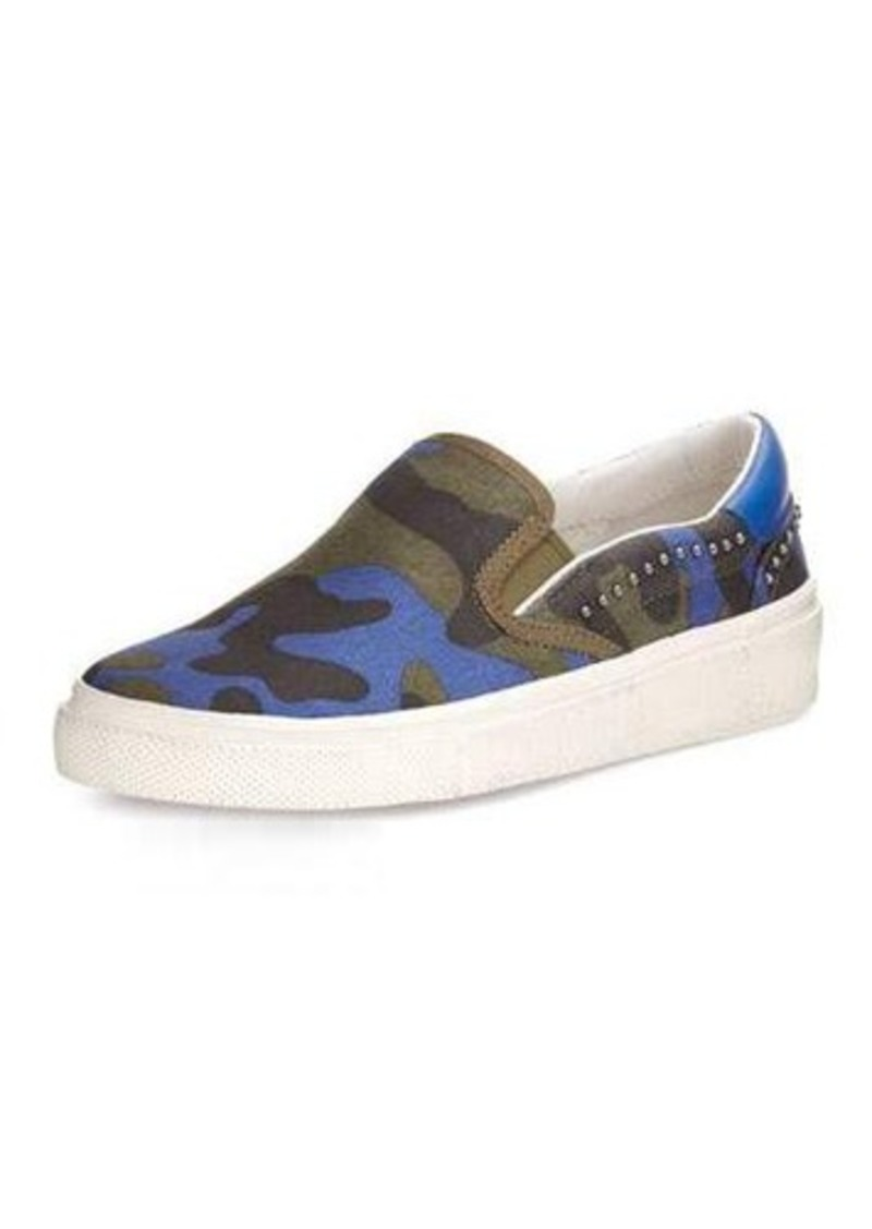 Ash Nikitabis Studded Camouflage Sneaker