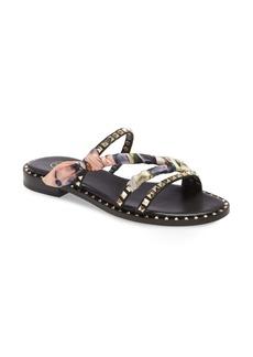 Ash Paprika Slide Sandal (Women)