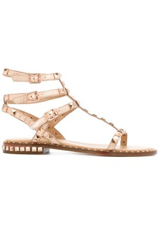 Ash 'Poison' gladiator sandals - Metallic