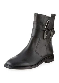 Ash Protest Leather Bootie