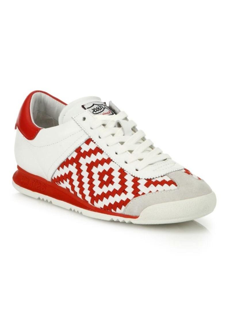 Ash Scorpio Woven Sneakers