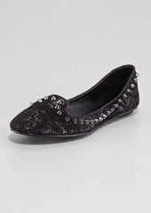 Ash Sequined Belgium Loafer