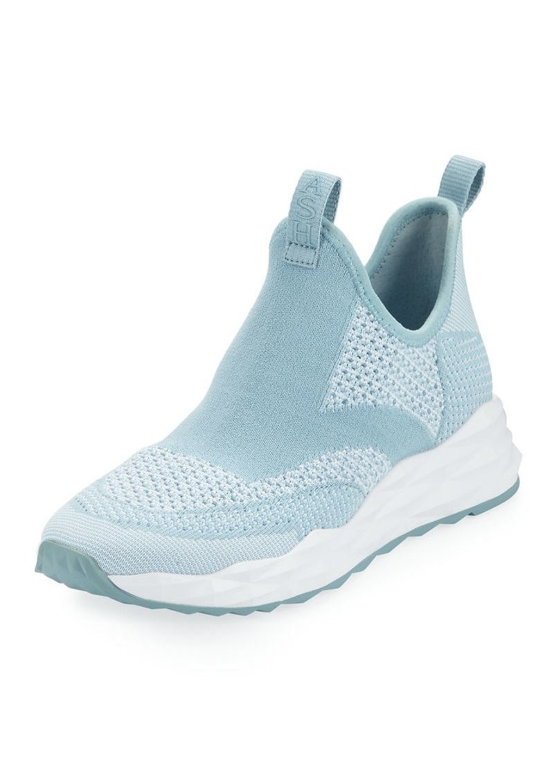 Ash Shake Knit Pull-On Sneakers