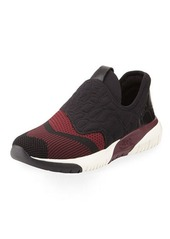 Ash Soda Quilted Neoprene Sneaker