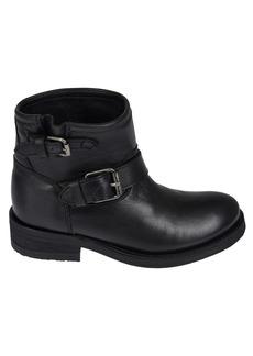 Ash Trick Biker Boots