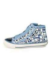 Ash Vanessa Embellished High-Top Sneaker