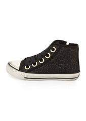 Ash Venus Leopard-Print High-Top Sneaker