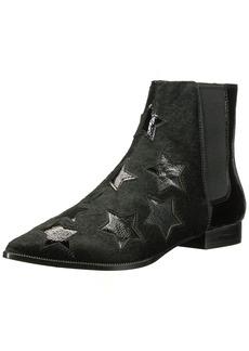 ASH Women's AS-Bliss Chelsea Boot Black 3 M EU ( US)