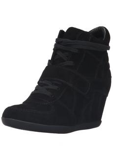 Ash Women's AS-Bowie Sneaker Black 38 M EU (8 US)