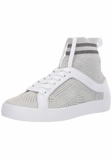ASH Women's AS-Ninja Sneaker Off White Grey 3 M EU ( US)