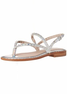 Ash Women's AS-Pearl Flat Sandal  40 M EU ( US)