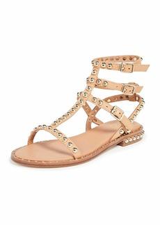 Ash Women's AS-Play Flat Sandal  3 M EU ( US)