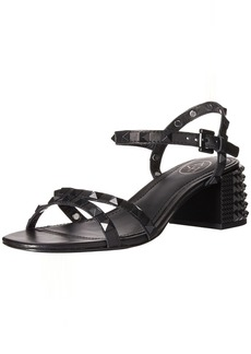 Ash Women's AS-Rush BIS Heeled Sandal Black 40 M EU ( US)
