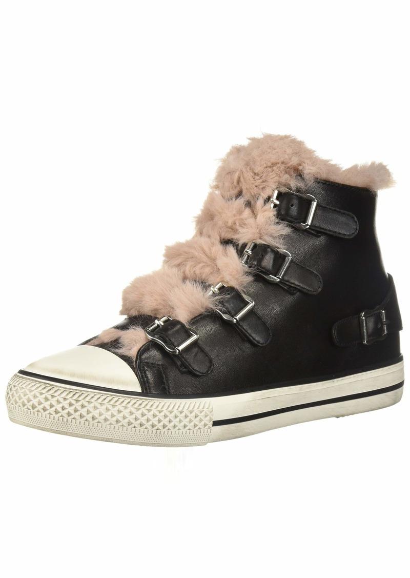 Ash Women's AS-Valko Sneaker Black Rose 3 M EU ( US)