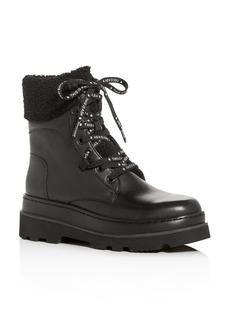 Ash Women's Siberia Platform Combat Boots