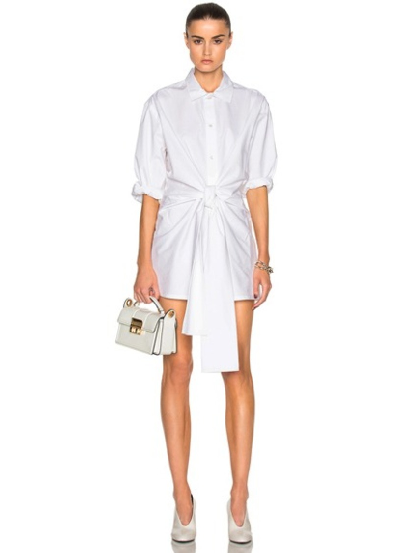 Ashish Bow Shirt Dress