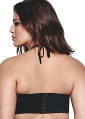 Ashley Graham + Phenomenon Lace Convertible Longline Bra