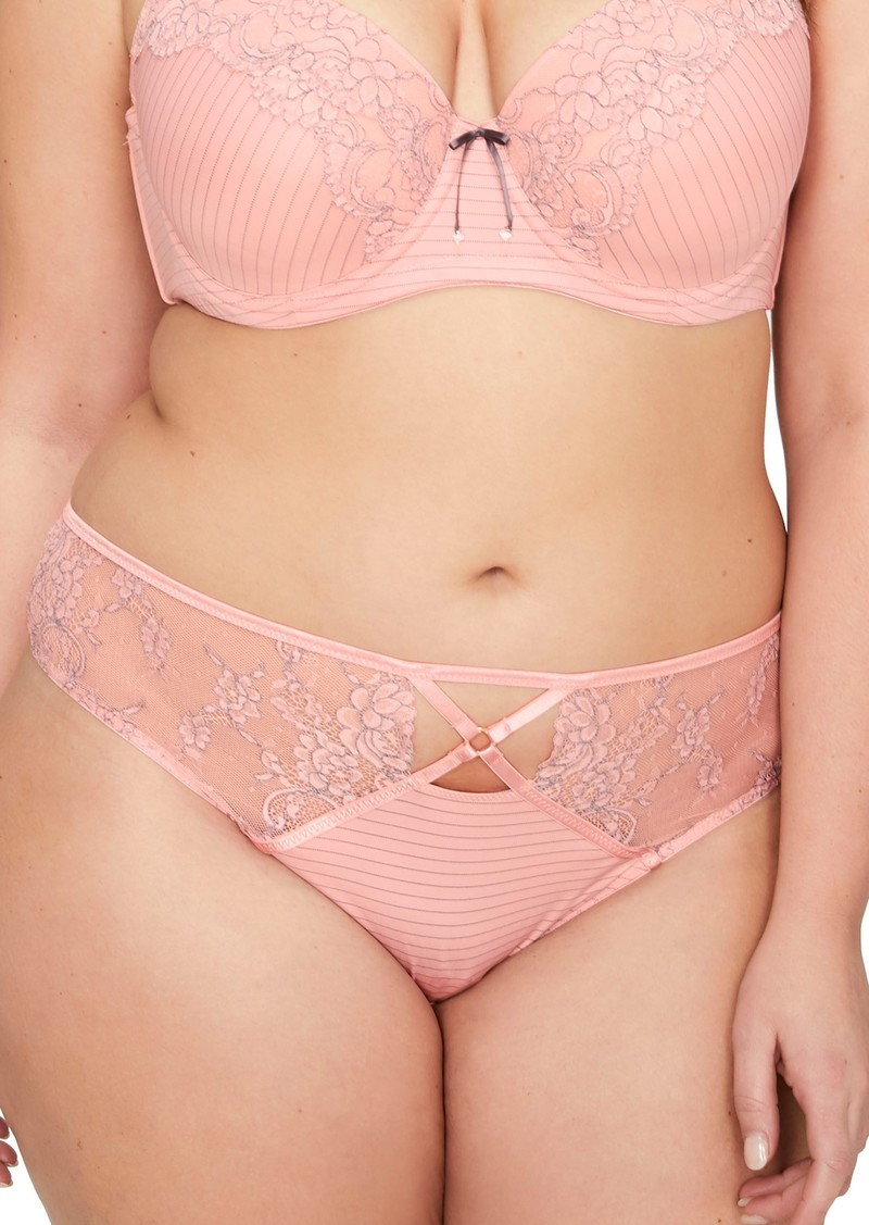 7b603860206aa Ash Ashley Graham Showstopper Thong (Plus Size) Now $17.98