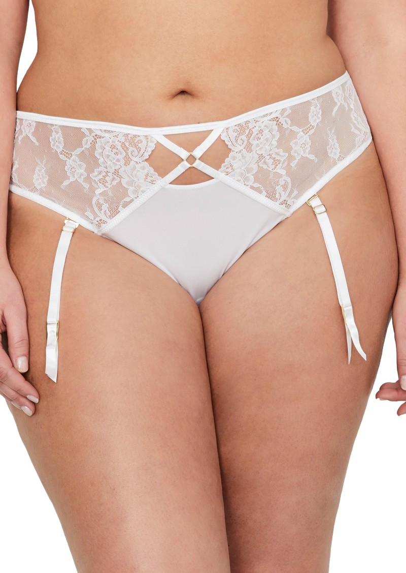 78430e81f Ash Ashley Graham Showstopper Thong (Plus Size) | Intimates