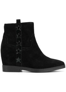 Ash concealed wedge boots
