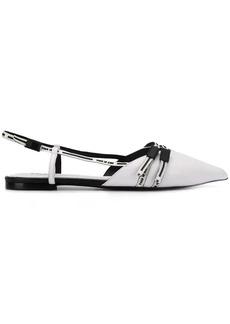 Ash Delight ballerina shoes