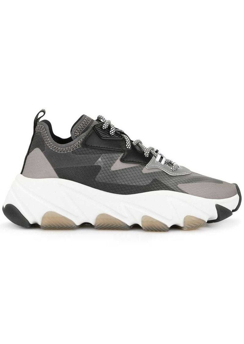Ash Eclipse panel chunky sneakers
