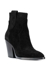 Ash Esquire heel ankle boots