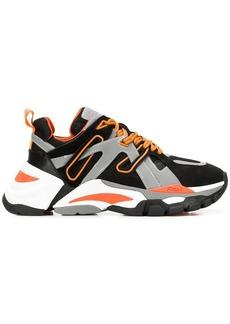 flash dark sneakers