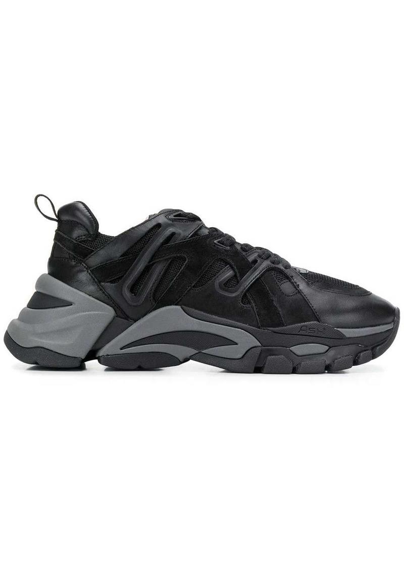 Flash nappa sneakers