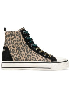 Ash Genial Punk high-top trainers