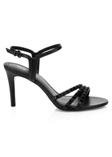 Ash Glamster Leather Sandals