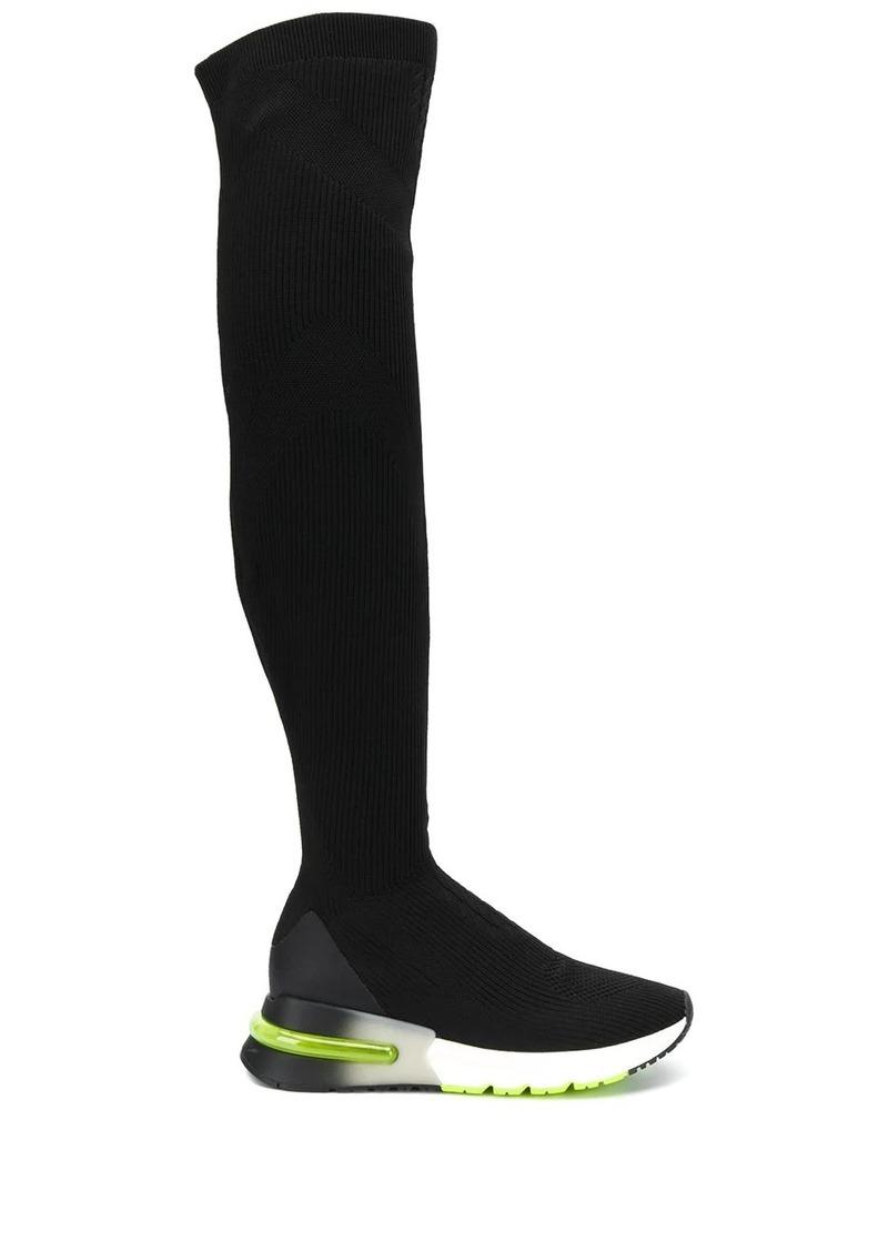 Ash Kool sock sneaker boots