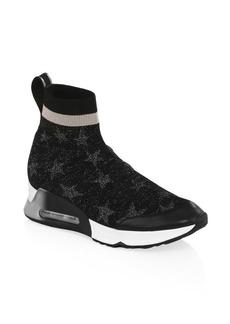 Ash Lulla Star High-Top Sock Sneakers