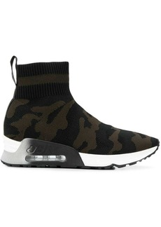 Ash Lulu camouflage print sneakers