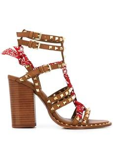 Ash Luna studded sandals