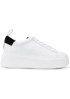 Ash Moon platform lace-up sneakers