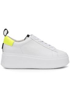 Ash neon heel platform sneakers