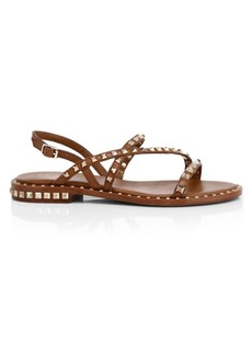 Ash Peace Leather Gladiator Sandals
