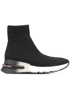 Ash sock style hi-top sneakers